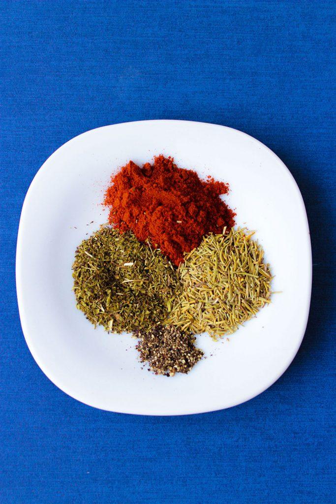 chicken liver stew spices