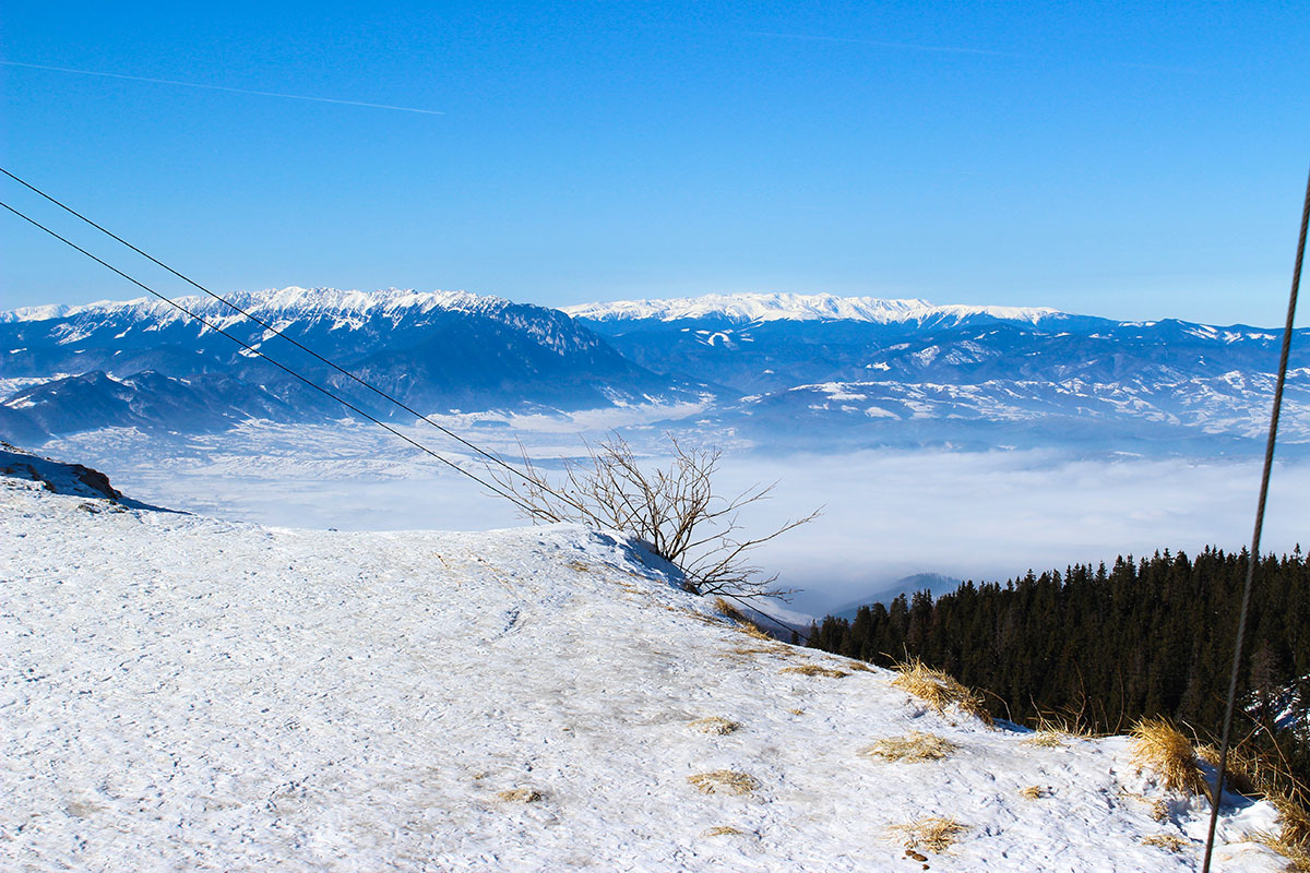 Brasov mountains