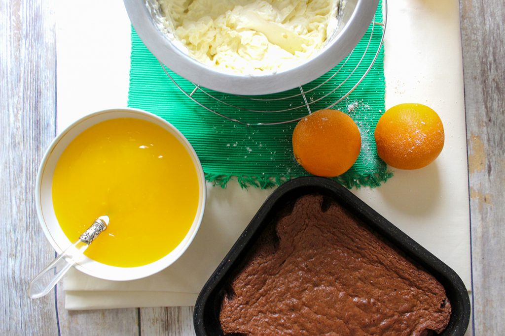 fanta cake ingredients