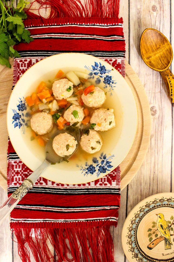 romanian sour soup