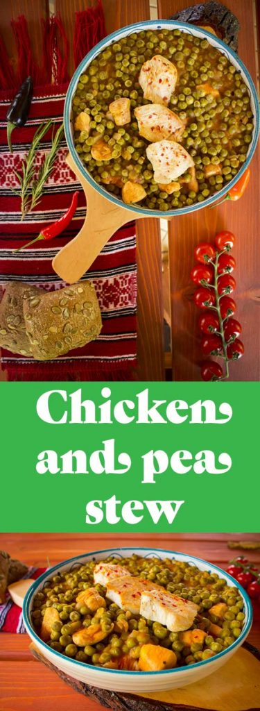 chicken pea stew pin