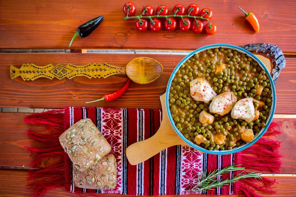 peas stew