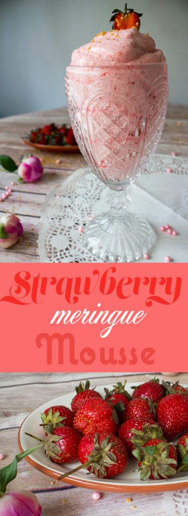 strawberry mousse pin