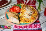 romanian traditional omelette
