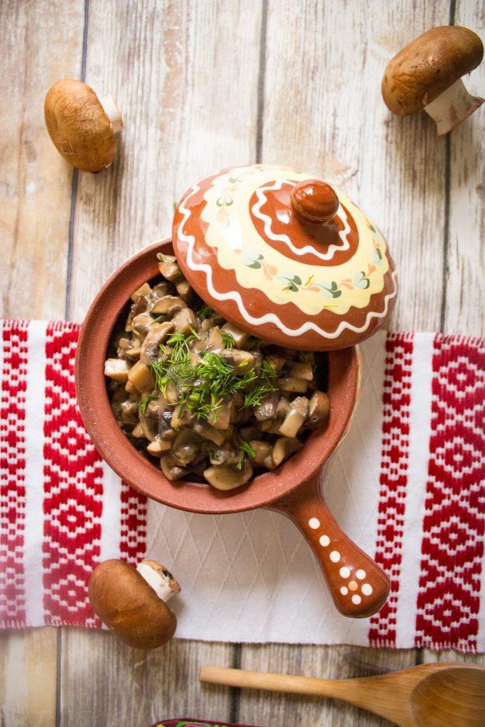 best mushroom stew