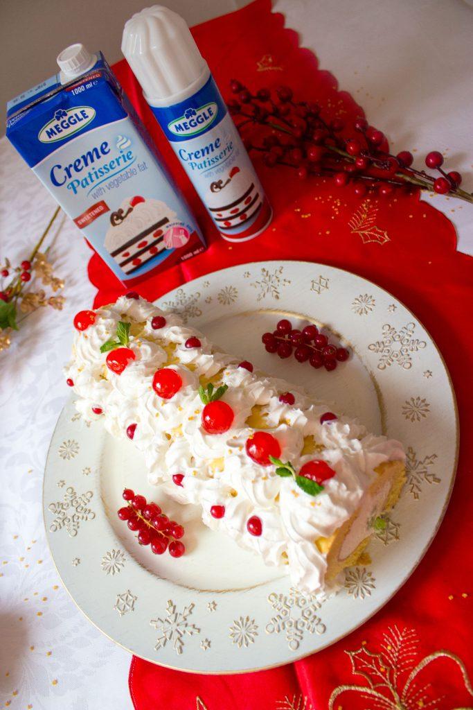 diplomat cake roll