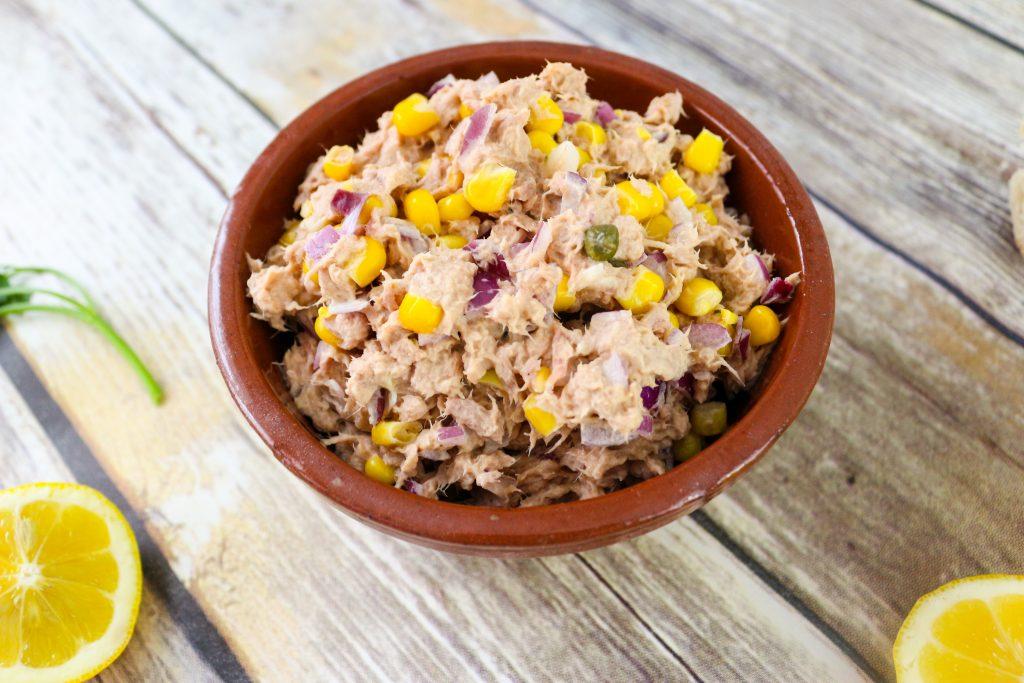 tuna mayo bowl