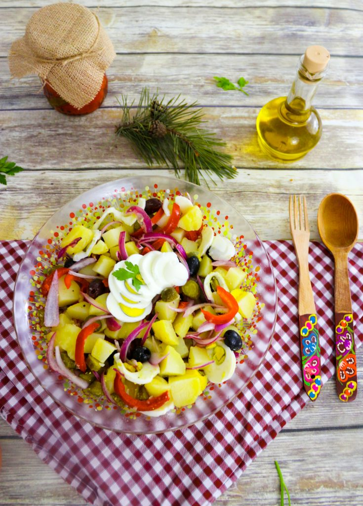 romanian salad