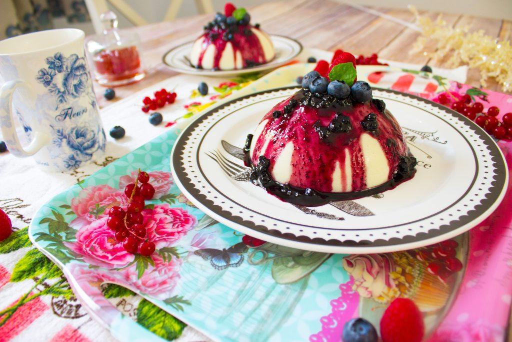 semolina pudding