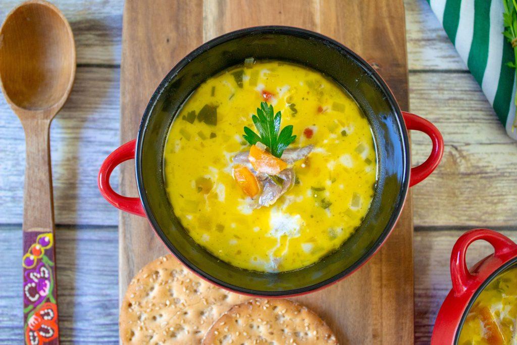 romanian sour soup