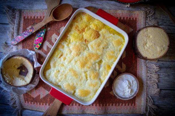 polenta cheese