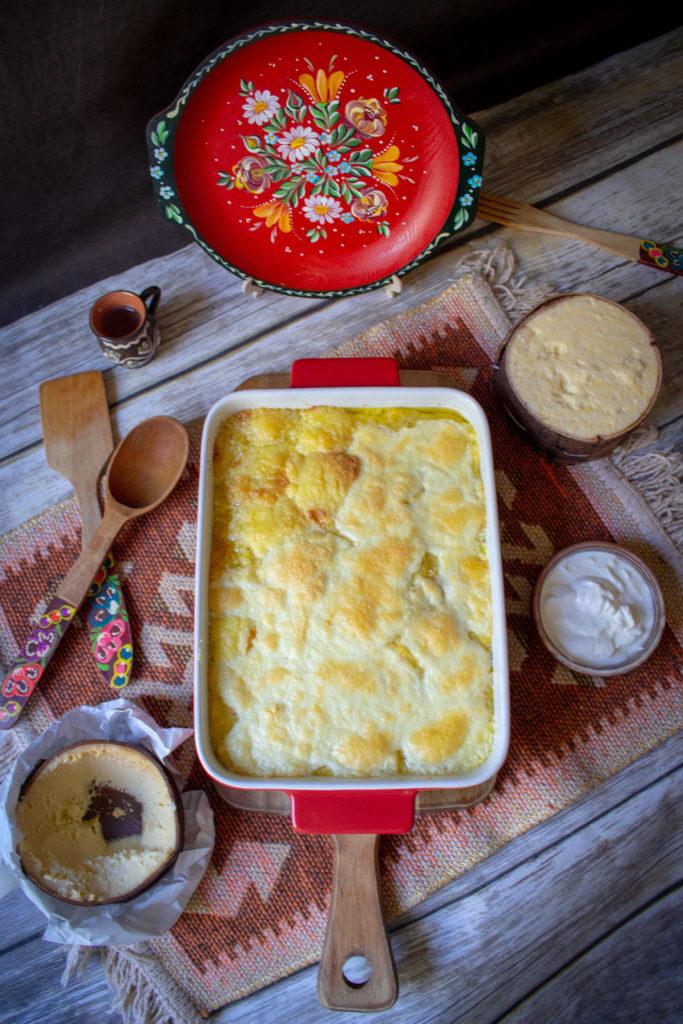 romanian polenta